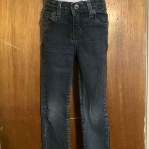 Arizona dark denim  jeans size 5 slim